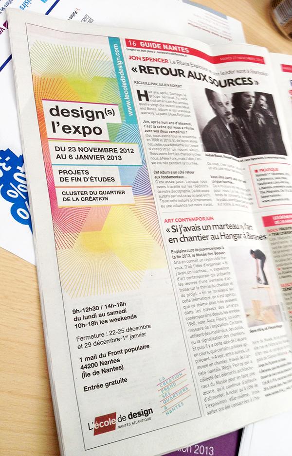 hexagone Exhibition  design