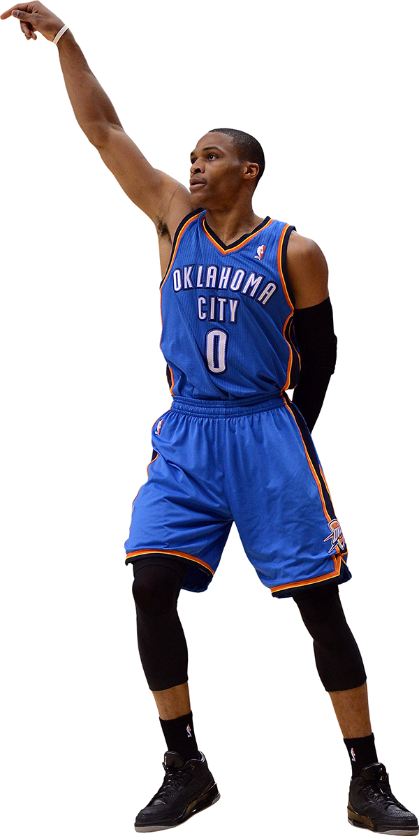 Russell Westbrook - MVP? on Behance