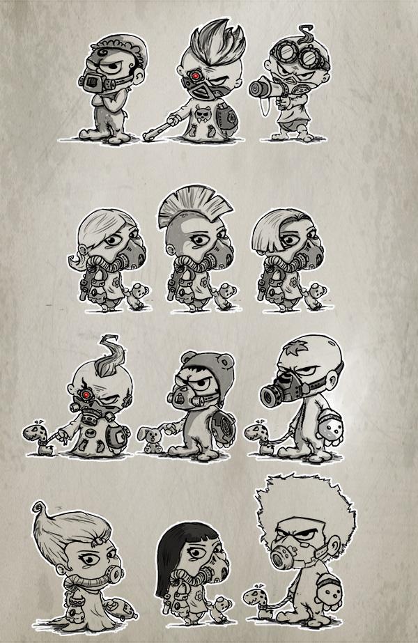 Baby Cyborg