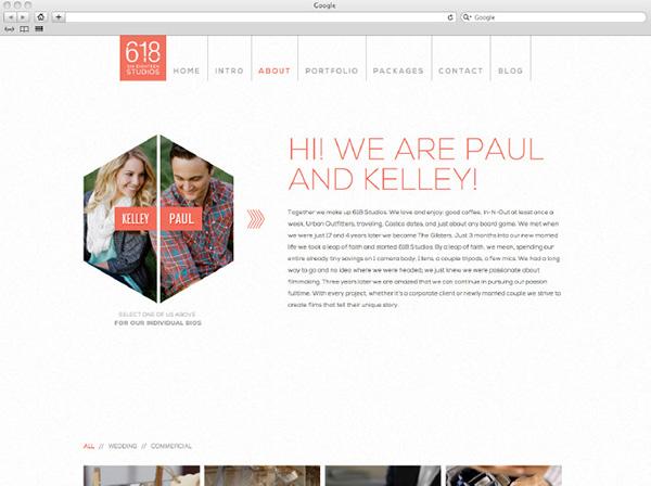 618 Studios Website