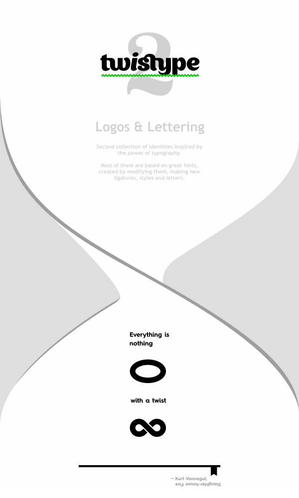 Adobe Portfolio typographic type typo logo mark identity Type Only Logotype Nicky Genov lettering Expressive Typography logo type Twistype
