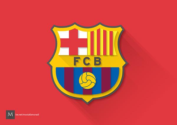 fc barcelona 3d crest live wallpaper