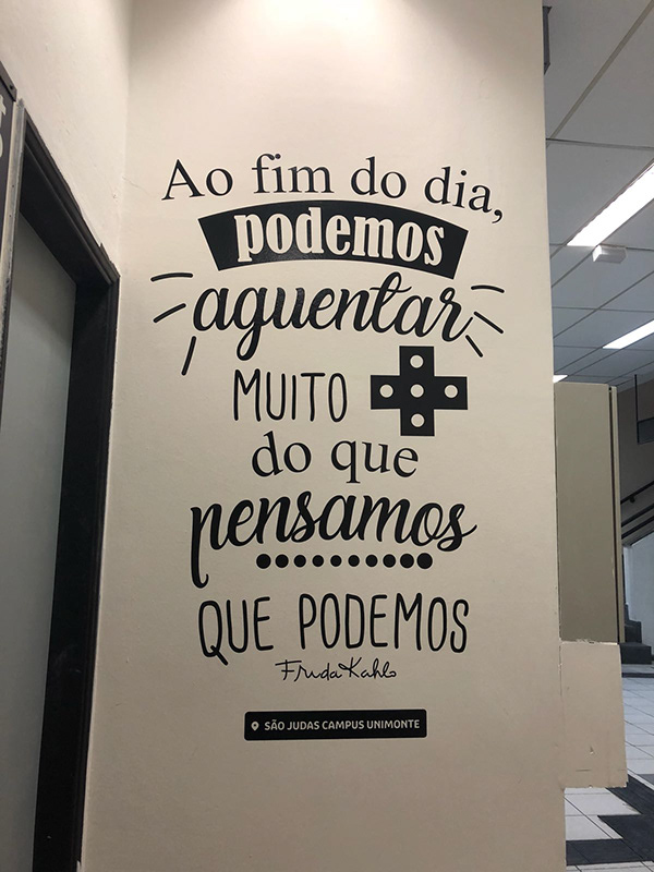 Frase Frida Kahlo On Behance