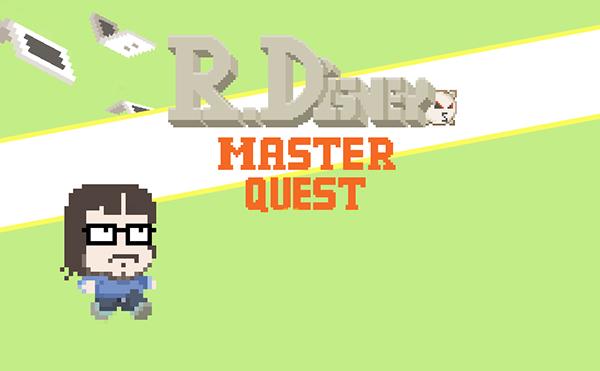 RDisney Pixel art