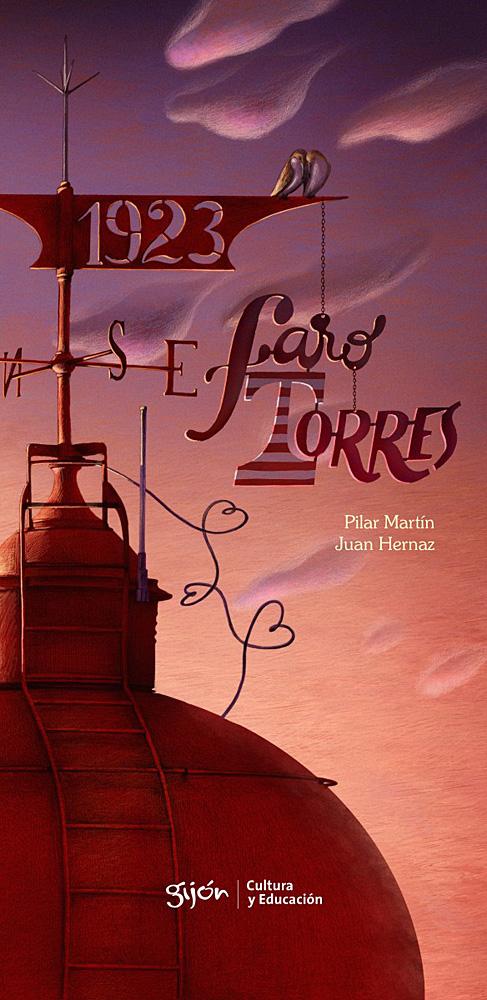lighthouse Torres gijon faro sea ships birds Ocean