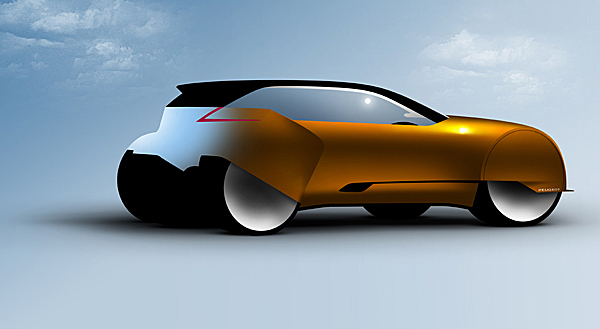 photoshop car concept tutorial how to rendering