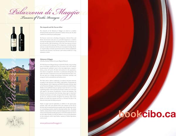 Agensí Cibo Emiglia Romana  magazine Italy toscana