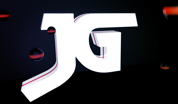 My new logo by Justin Girard - Dribbble