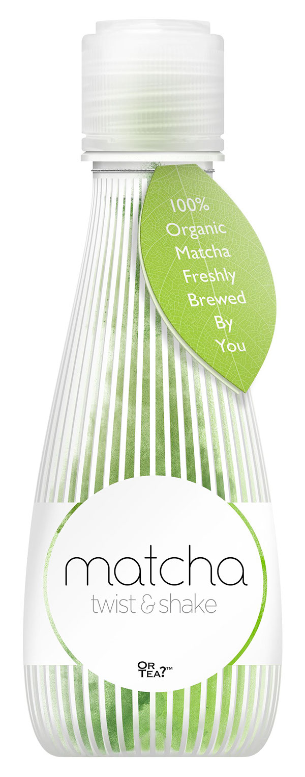 "Matcha"" twist and shake was launched this year at Maison et Objet in ..."