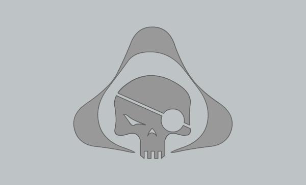 POL branding  Icon skull