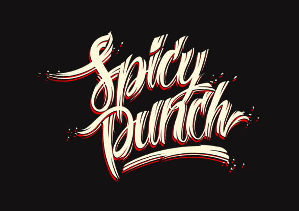 SPICY PUNCH on Behance
