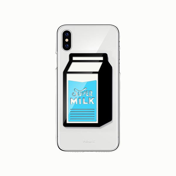 iPhoneX SuperMilk