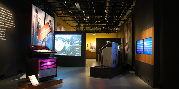 jukebox Rockheim Exhibition