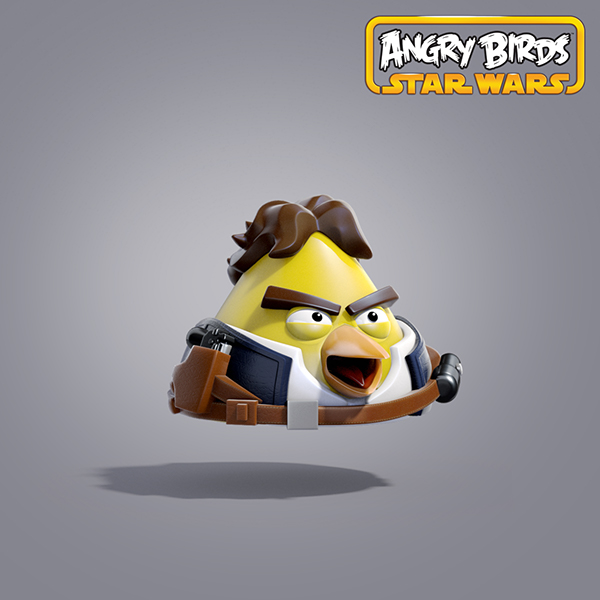 Angry Birds Star Wars Jenga Commercial on Behance Angry Birds Star Wars 2 Mace Windu 3d
