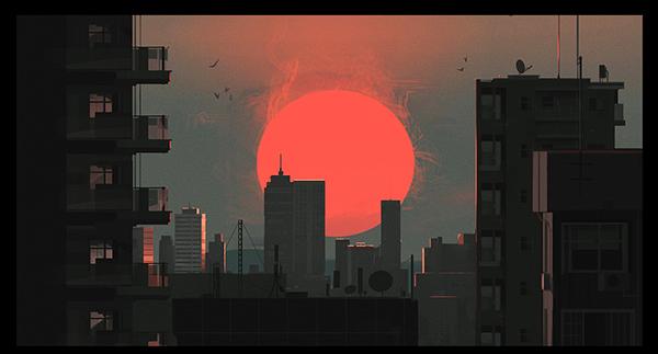 Red by Igor Piwowarczyk