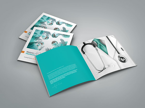 Medical Healthcare Profile Brochure on Behance – Healthcare Brochure