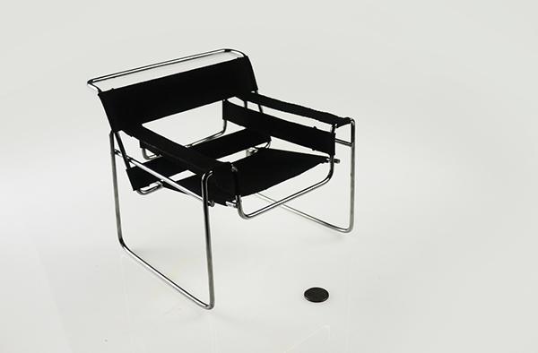 metal steel aluminum rivets wassily chair Wassily Chair b3 breuer Marcel Marcel Breuer matthew lim Classic bauhaus modern
