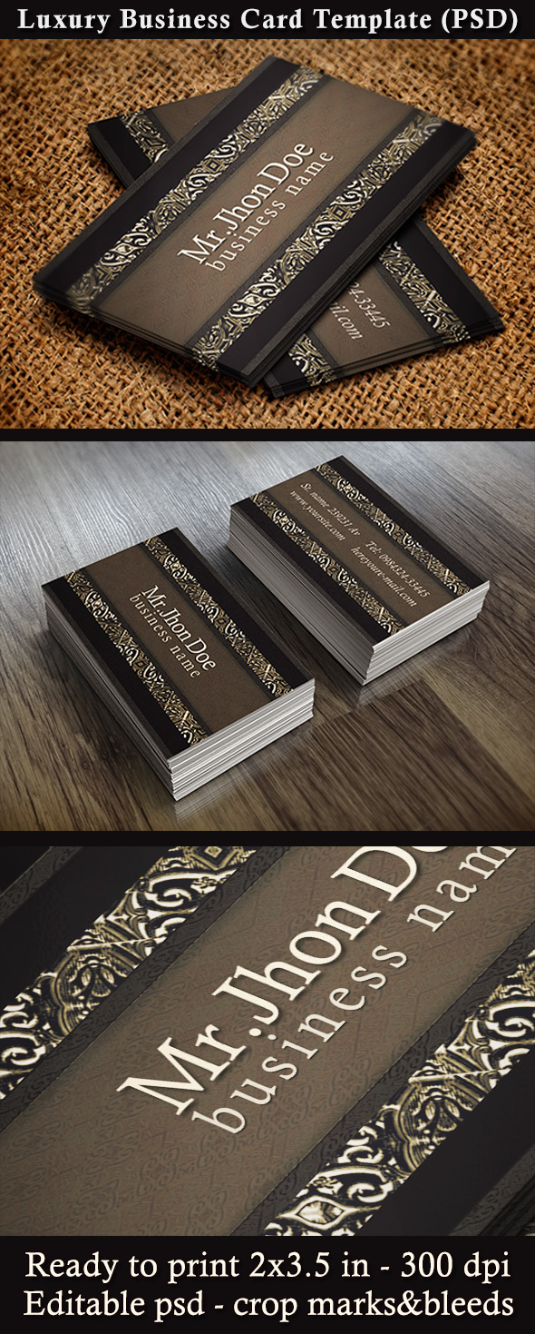 Business Card Print Template Psd Choice Image - Templates Example ...