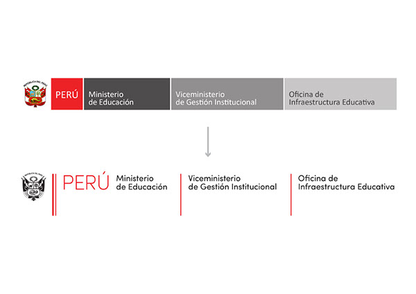 Nuevo escudo peruano on behance for Mir ministerio interior