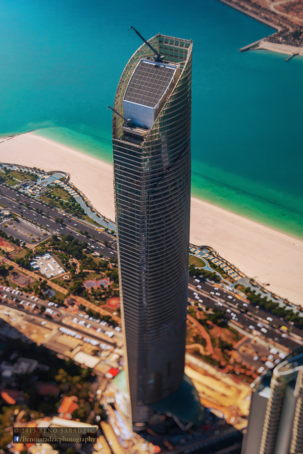 Landmark Tower Abu Dhabi Location Landmark Tower in Abu Dhabi