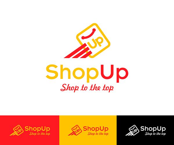 Online Shopping Logo Designs On Pantone Canvas Gallery