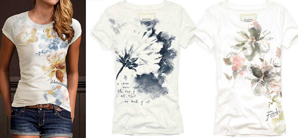 Abercrombie & Fitch Womens Tees On Behance