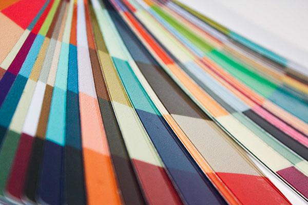 Adobe Kuler Color Book on Behance