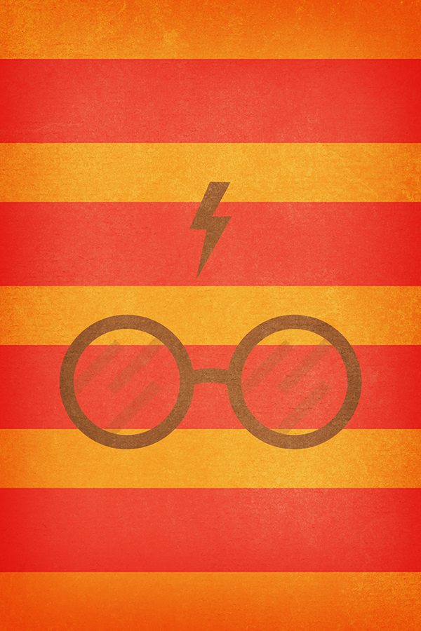 harry potter wallpaper for iphone on behance
