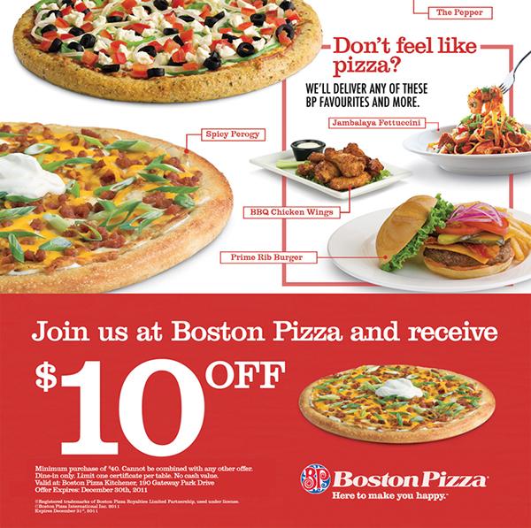 boston pizza coupons ontario