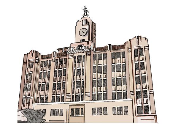 Forgotten Karachi-Thesis Project on Behance