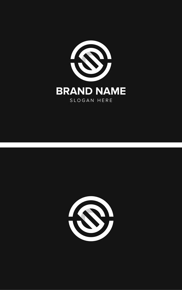 Letter S Logo { For Sell }
