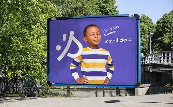 Smallicieux - Brand design
