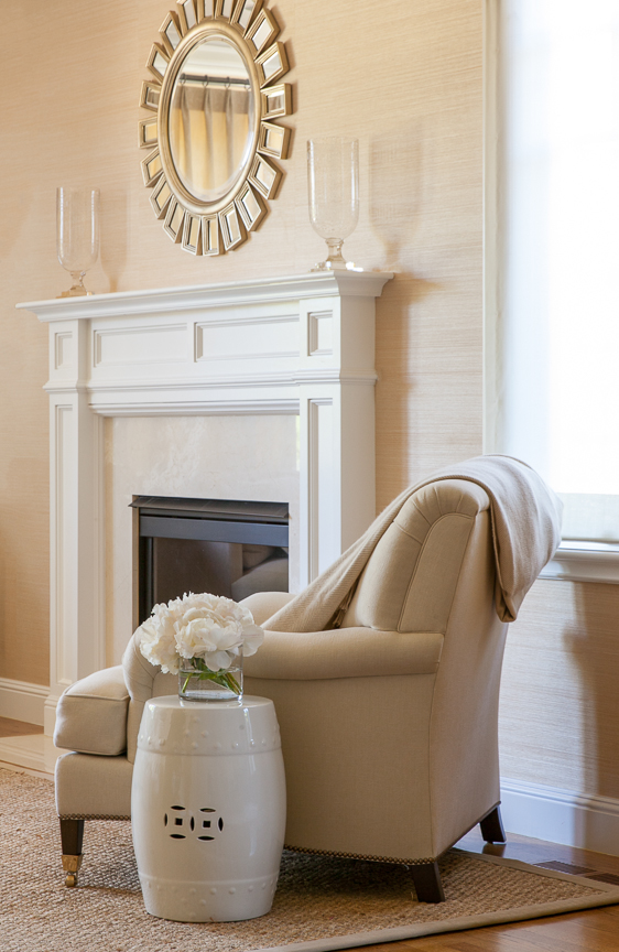 Residential Interior Project Has Modern Yet Vintage Take: Grant K Gibson Interior Design On