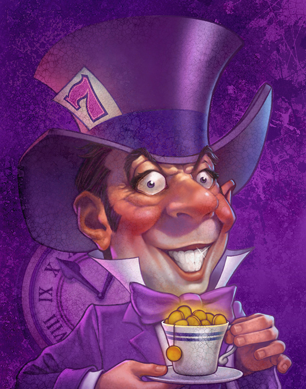 MAD HATTER by Bruce Sereta