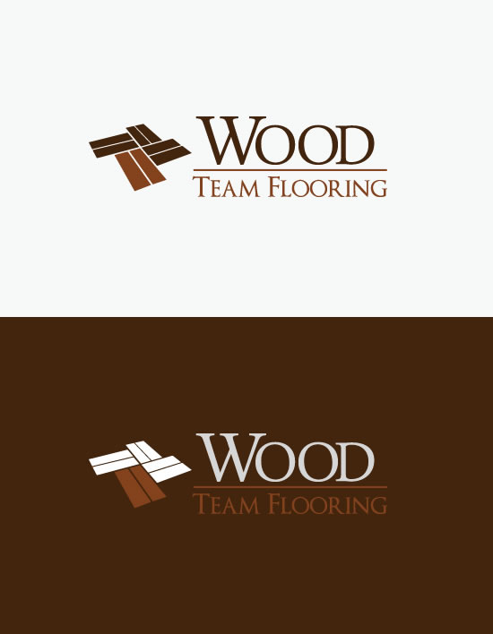 Wood team flooring on behance for Flooring companies