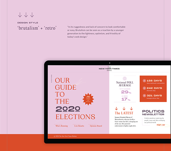 The New York Times Redesigned