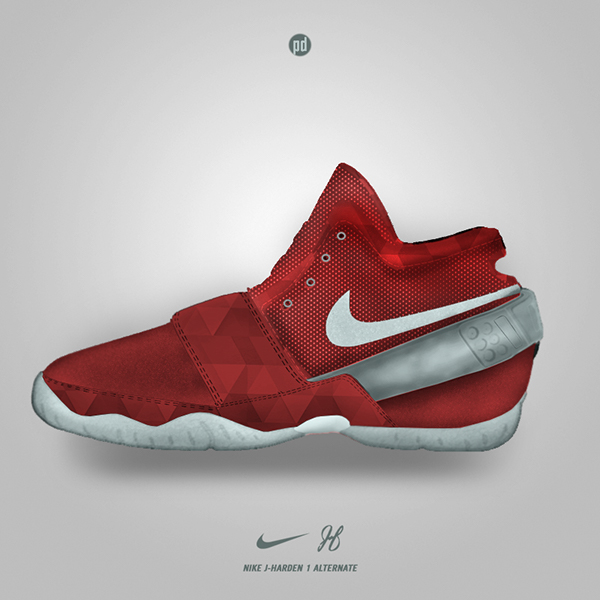 James Harden Nike Shoes: James Harden : Nike Signature Shoes On Behance