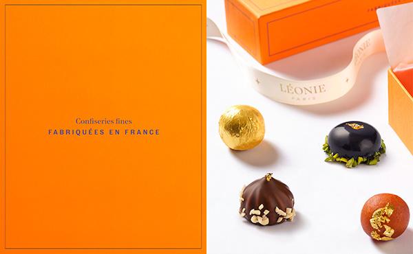 Léonie Paris - Storytelling, brand design, Packaging