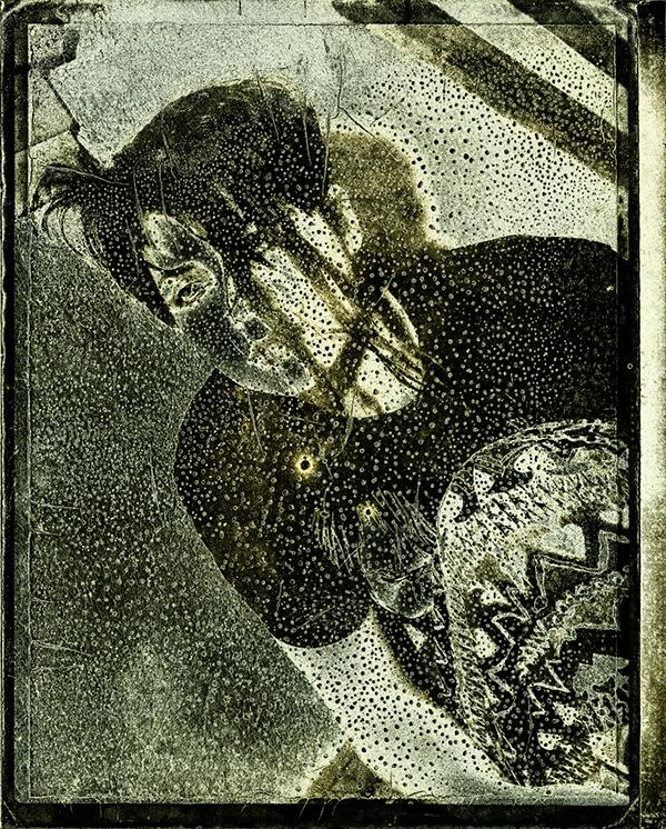 POLAROID punk rock portraits Instant Photography polaroid goop John Sisson Photography Documentary  Documentary Photography