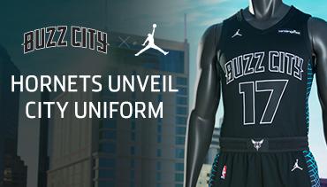 best loved 90b94 f4426 Charlotte Hornets - Buzz City Uniform Unveil on Behance