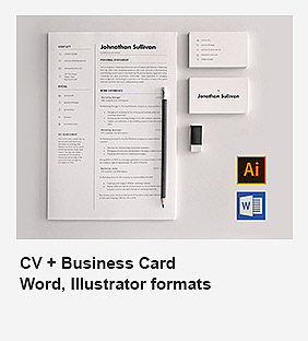 Realistic Stationery Mock-Up Set 1 - Corporate ID - 29