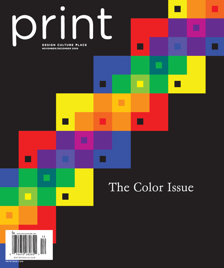 classwork color color theory Magazine Cover
