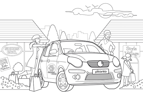 Comic Relief Coloring Pages Comic Relief For Coloring