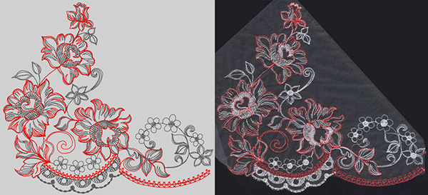 Design computer embroidery and photo restoration on behance