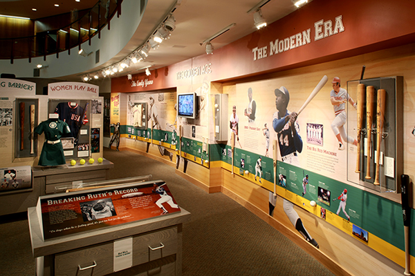 D Exhibition Designer Job In : Louisville slugger museum exhibit design on behance