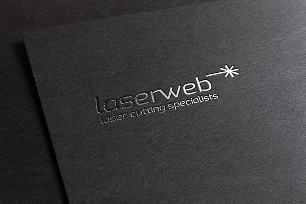 Laserweb Branding on Behance