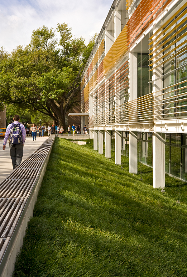 Lavin Bernick Center At Tulane University On The National