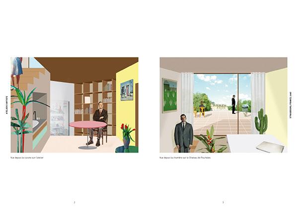 atelier d 39 artiste strasbourg france 2007 on behance. Black Bedroom Furniture Sets. Home Design Ideas