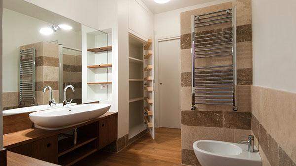 Apartment in rome porta portese by archifacturing on - Porta portese milano ...