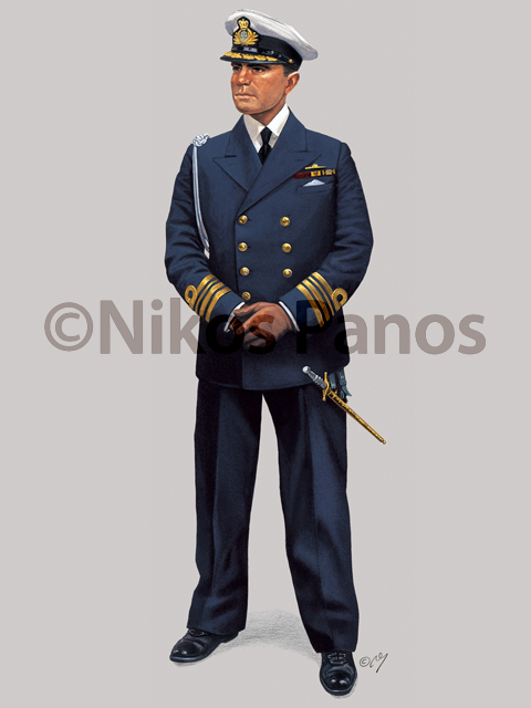 Sea Captain Uniform 53